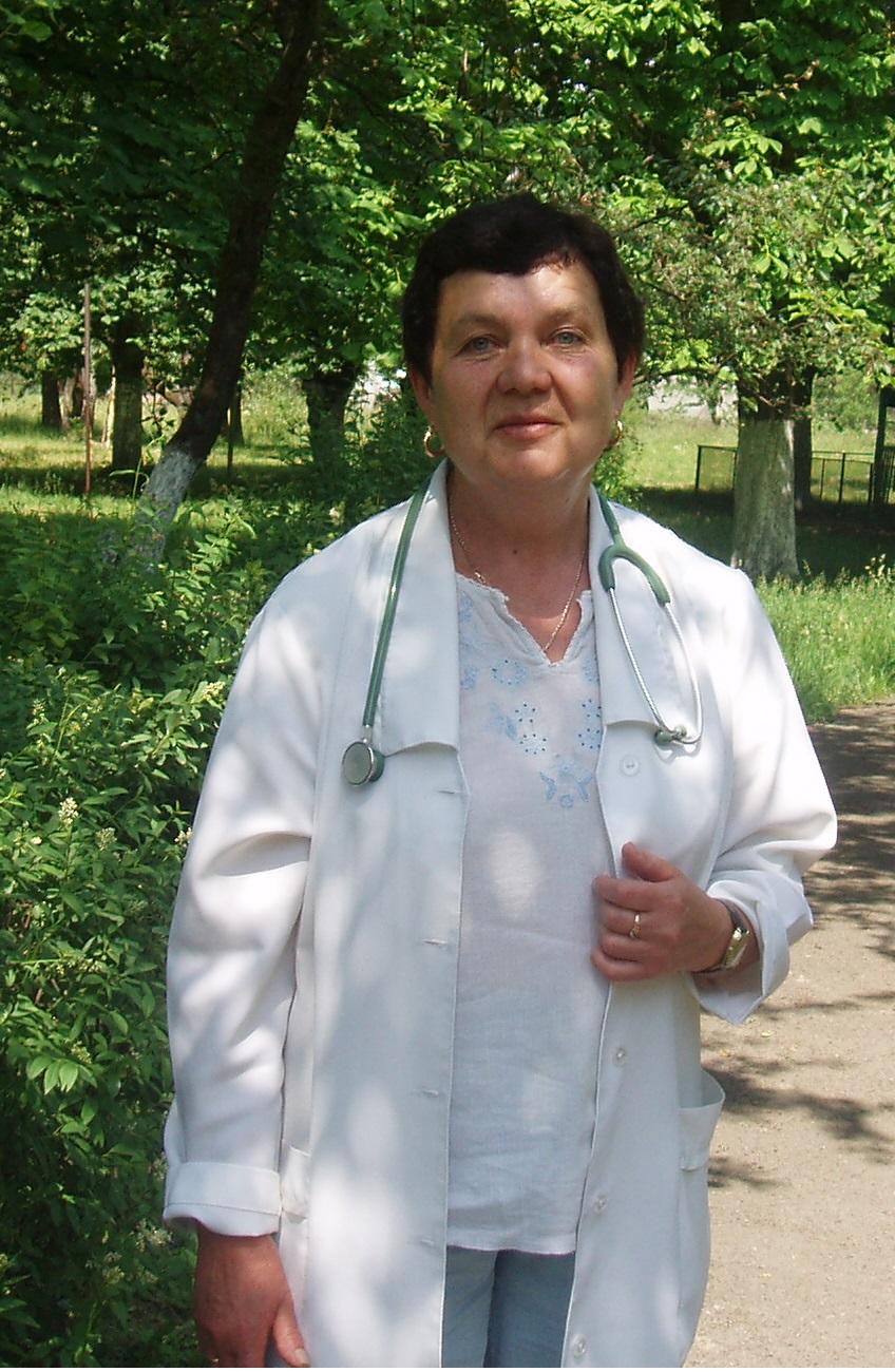 Лембей Людмила Сергіївна, лікар-педіатр