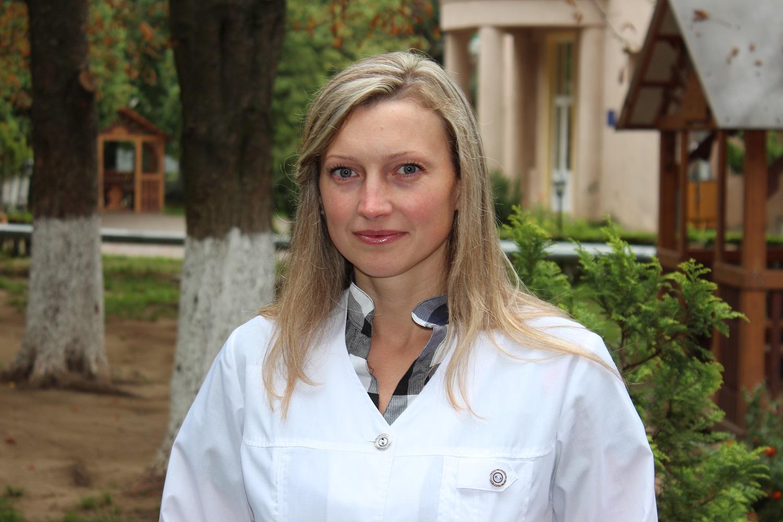 Лукащук Світлана Василівна, лікар-фізіотерапевт