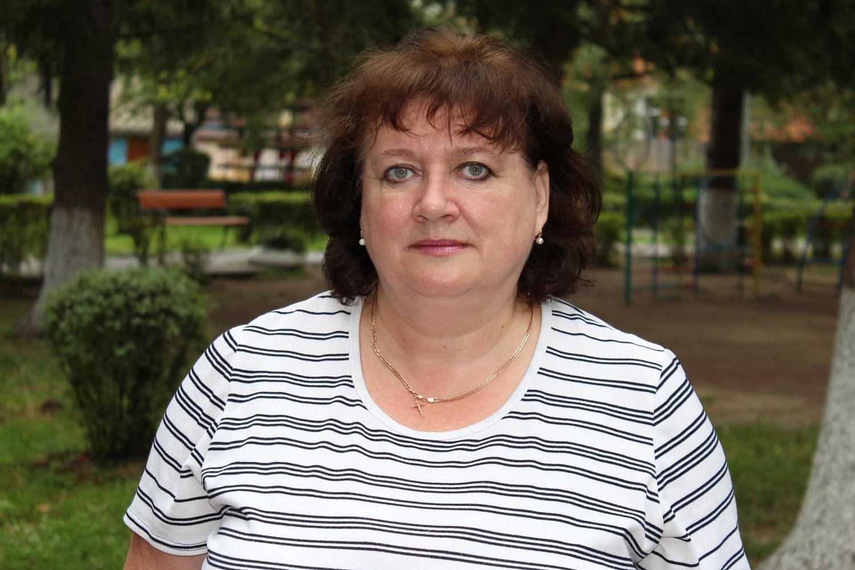 Яцик Катерина Степанівна, завідуюча відділенням, лікар-педіатр