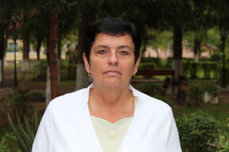 Гапак Зузанна Едмундівна, лікар-педіатр