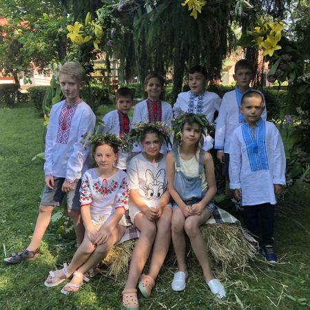 Санаторій Малятко - Івана Купала з відродженням в «Малятко»