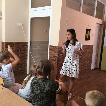 Санаторій Малятко - Майстер-клас «ТАРІЛКА ЗДОРОВОГО ХАРЧУВАННЯ»